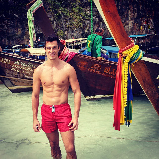 World's Hottest Guy in White Party Bangkok Royalty in Online Gay Travel Guide (12)