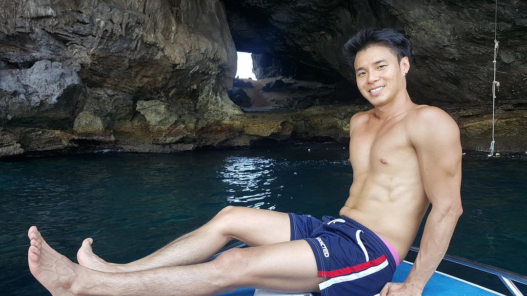 Gay bangkok boys