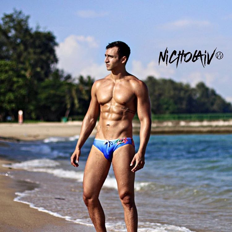 World's Hottest Guy in White Party Bangkok Royalty in Online Gay Travel Guide (26)