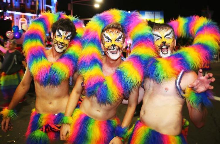 gay sydney gras Mardi