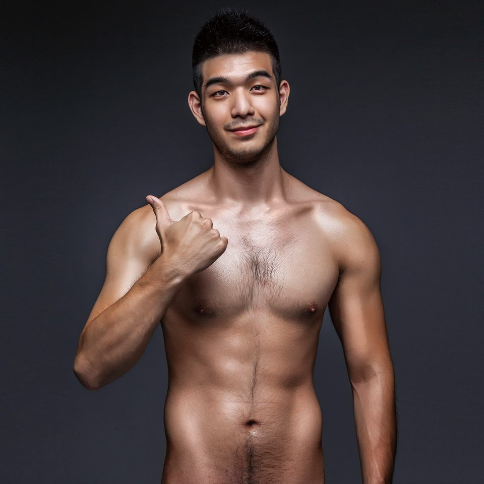 gay asian man