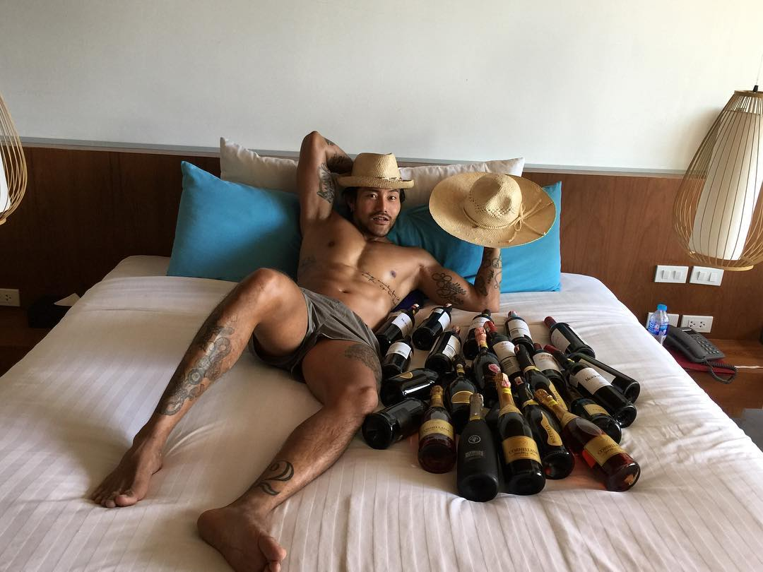 Bachelor of the Week Gay Bangkok Thailand Travel Guide Review (25)