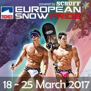 European Snow Pride 2017