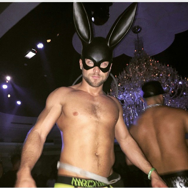 Colby Melvin Gay Los Angeles gay-parties