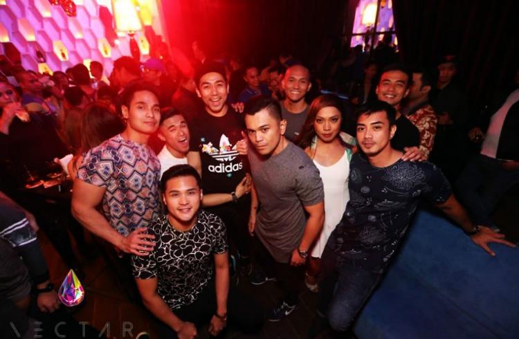 Nectar New Year Gay Party Manila