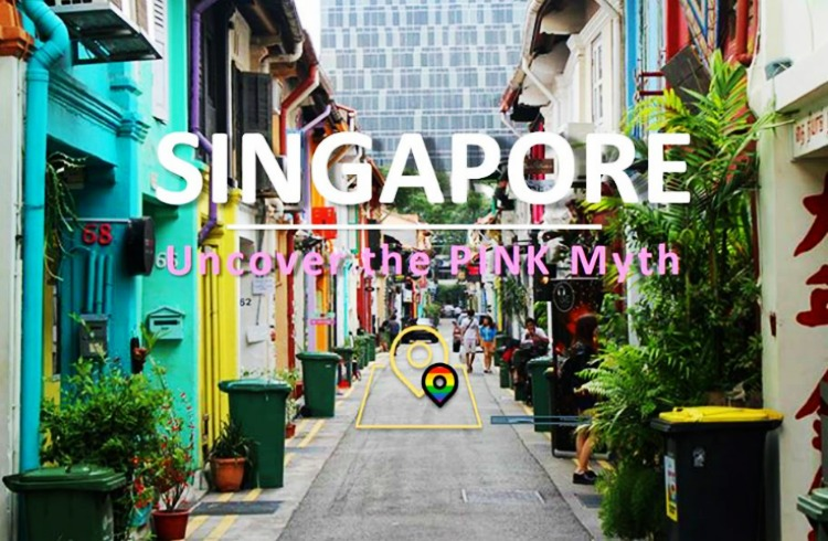 Uncover the Pink Myth LGBT Surreal Destinations Singapore