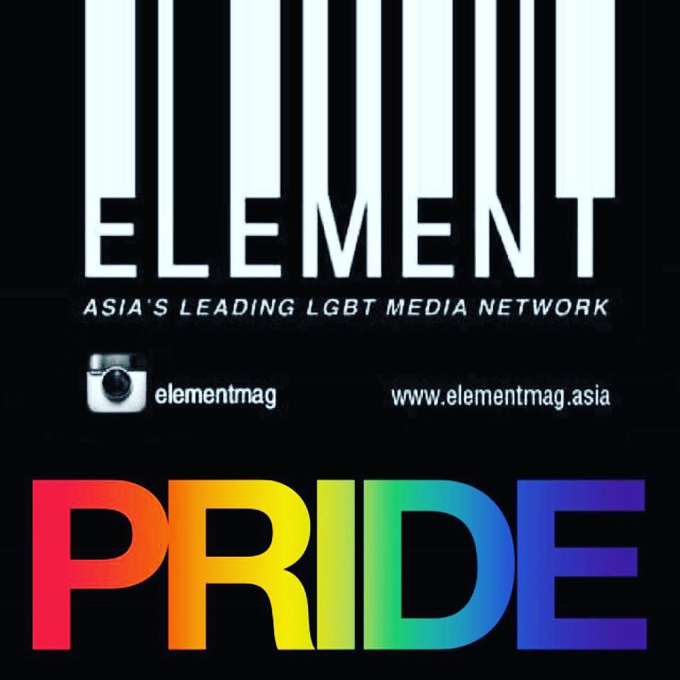 Element Best LGBT Pink Dot Singaporean Magazine & Asia Gay News