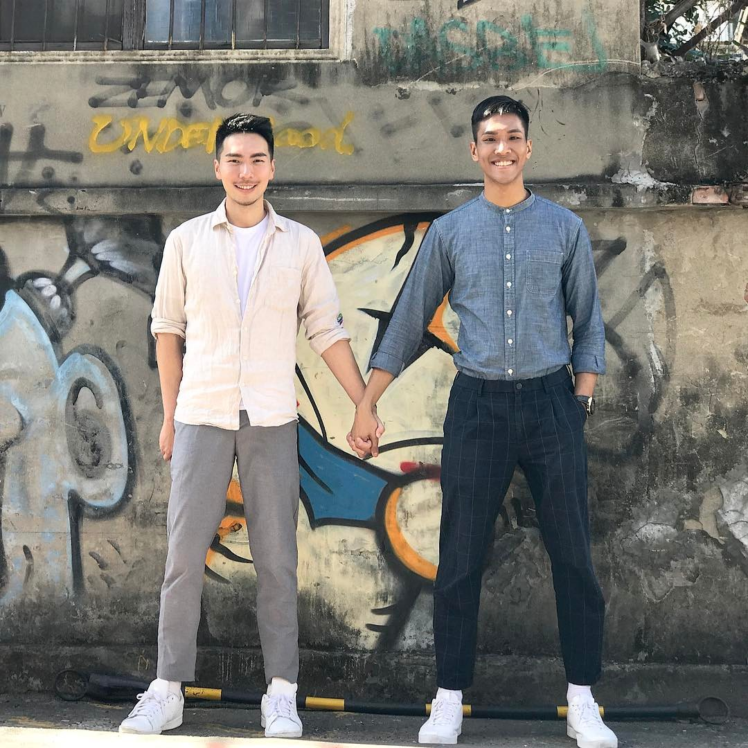 #LoveWins Cutest Gay Couple Asian Guys Taiwan's Gay Marriage