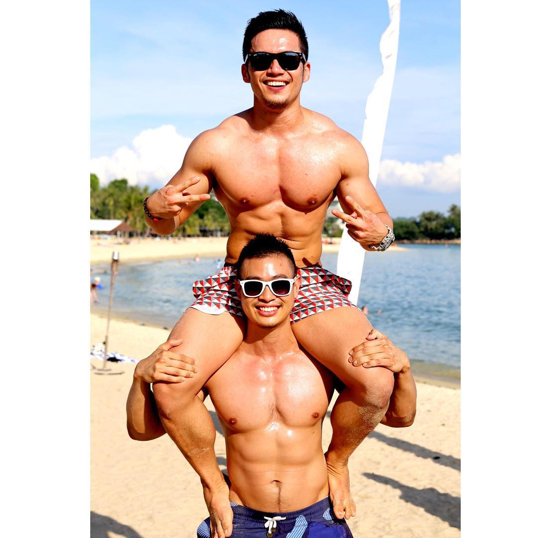 Gay Life and Couple Singapore
