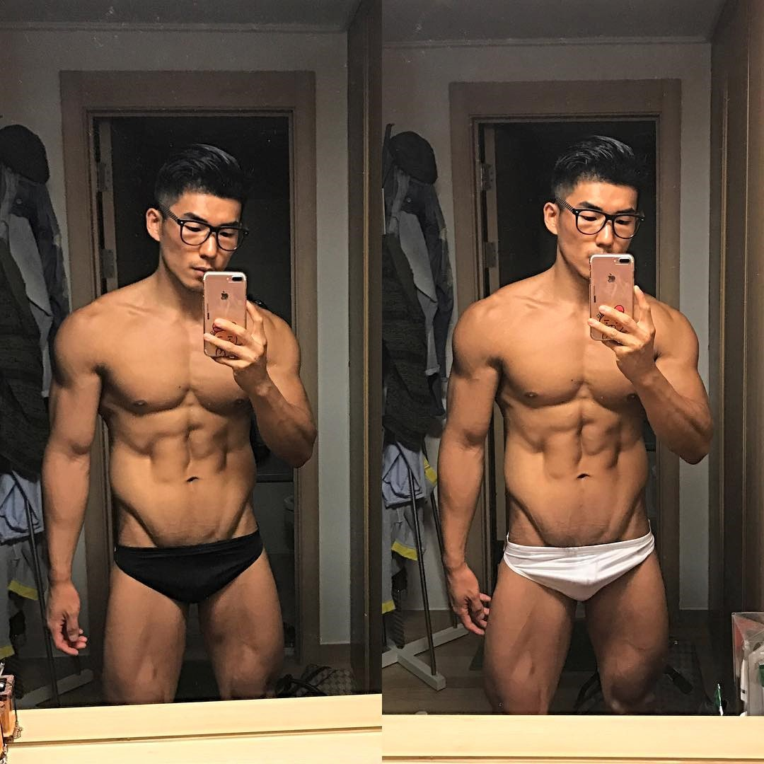 Hot Nerdy Asian Guy Minky