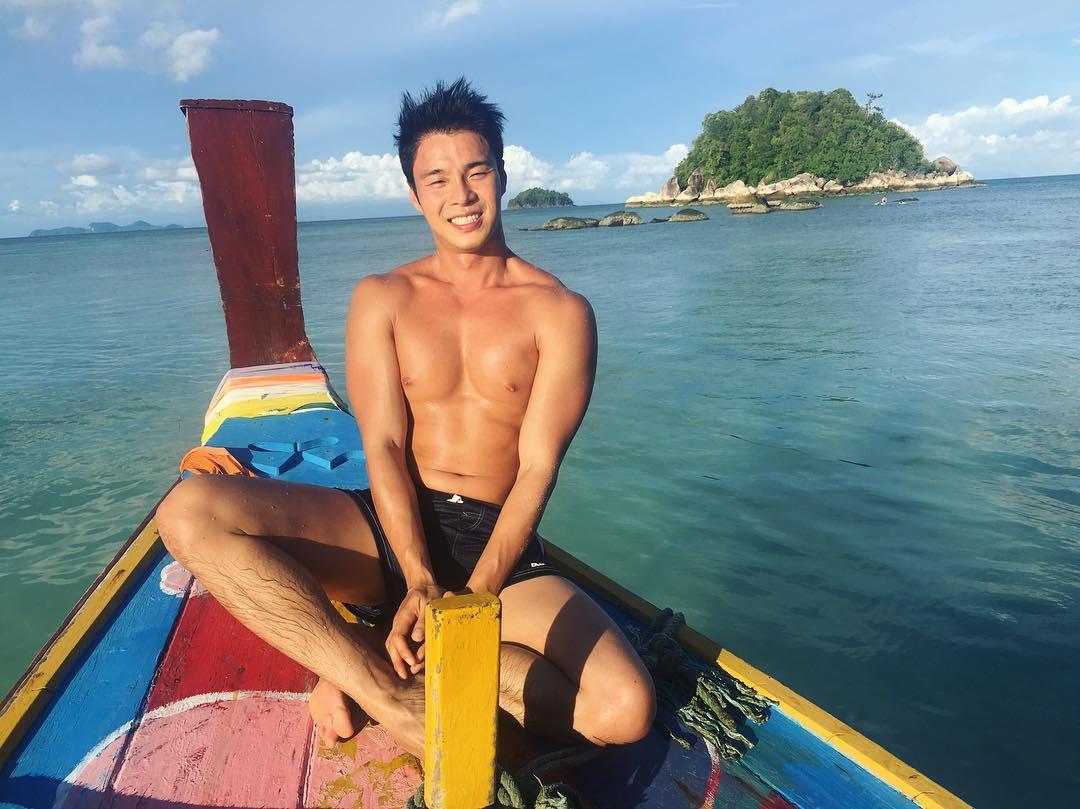 Wanderlust Gay Solo Traveler Thailand