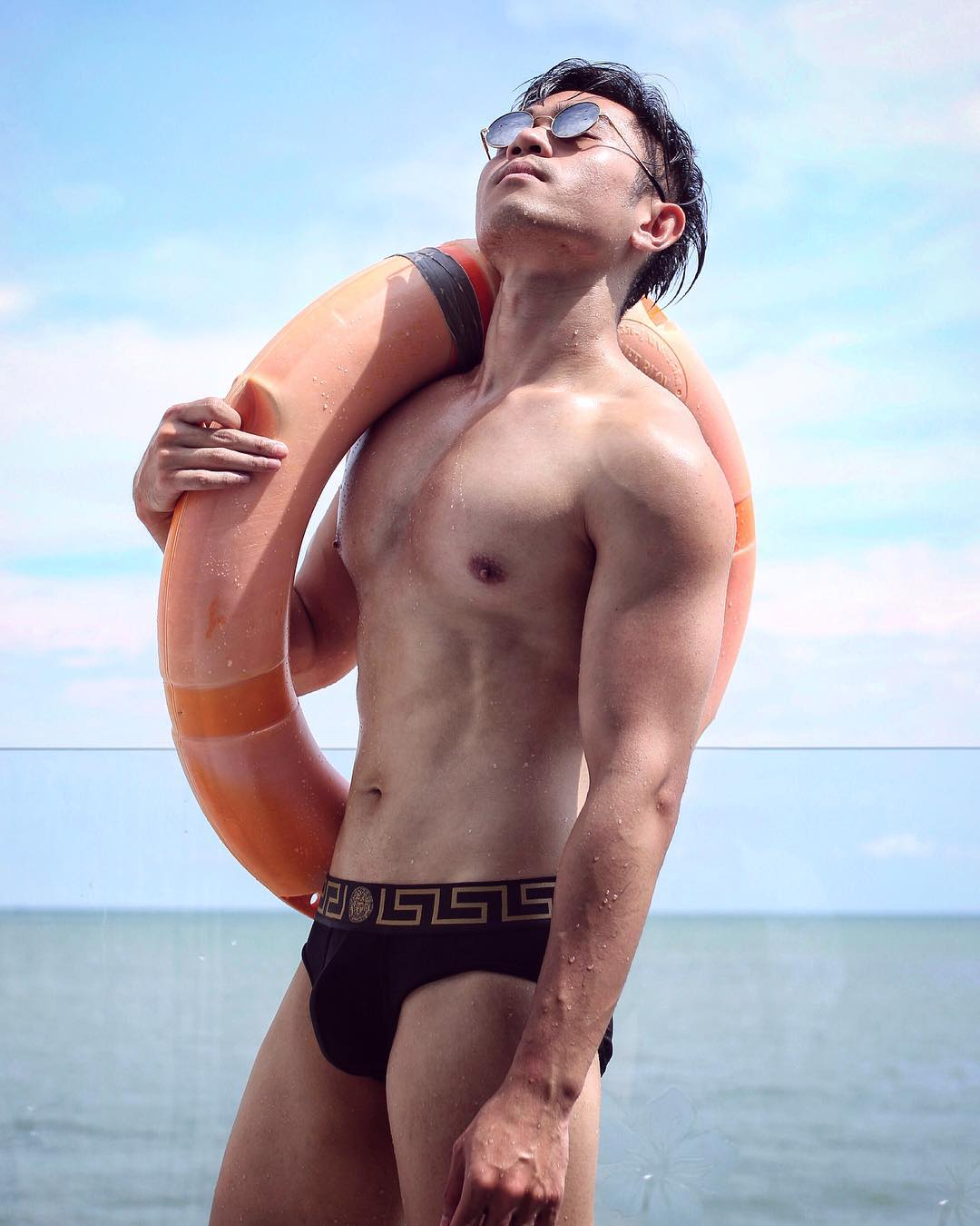 Summer Gay Beach Singapore