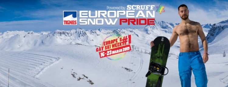 Europen Snow Pride powered by Scruff