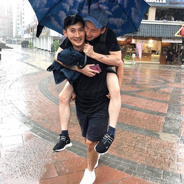 shane-and-marc-gay-honeymoon-valentine's-day