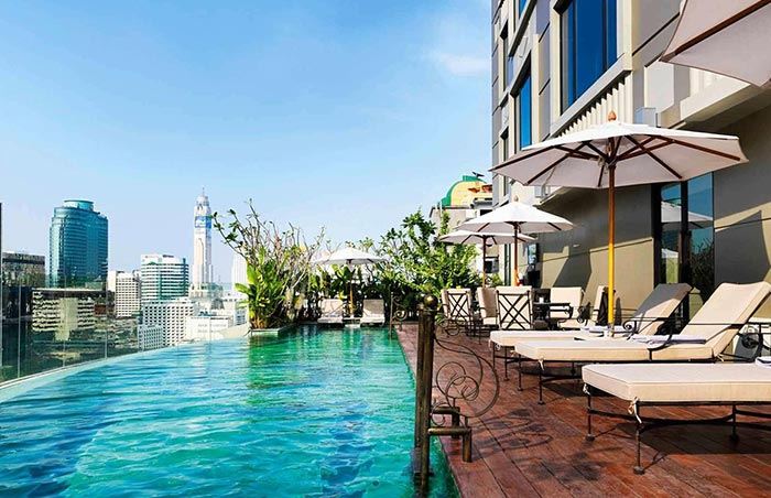 Hotel-Muse-Bangkok-Pool