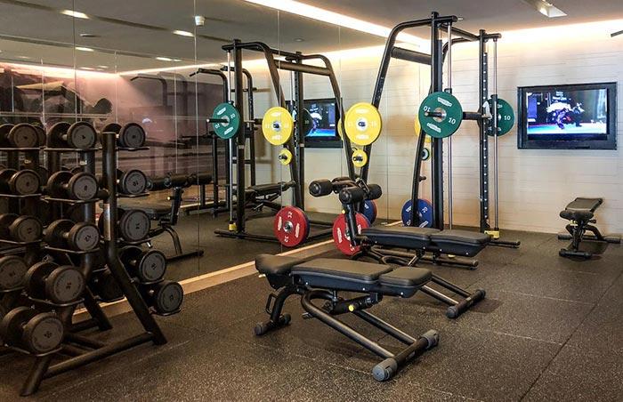 Pullman-Bangkok-Hotel-G-Silom-Gym