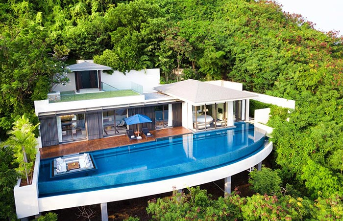 Gay-Friendly-Luxury-Pool-Villa-Conrad-Koh-Samui