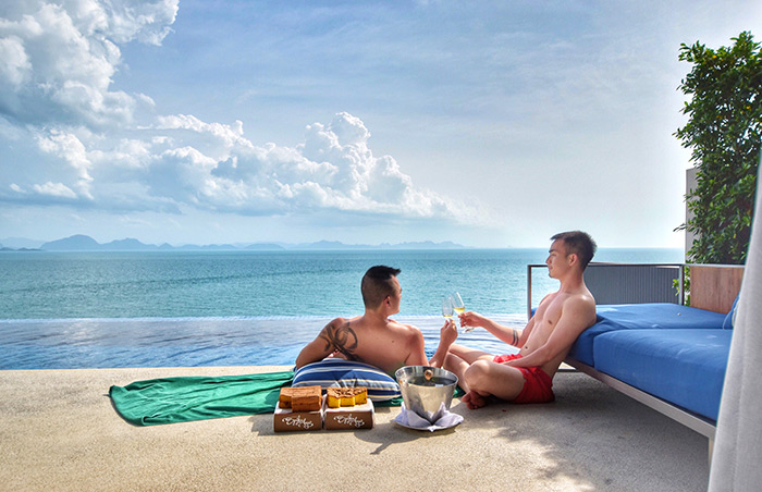 Gay-Honeymoon-Beach-Resort-Conrad-Koh-Samui