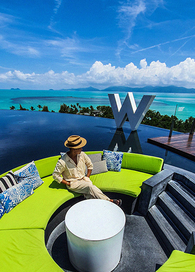 Luxury-Gay-Famous-Beach-Resort-W-Koh-Samui