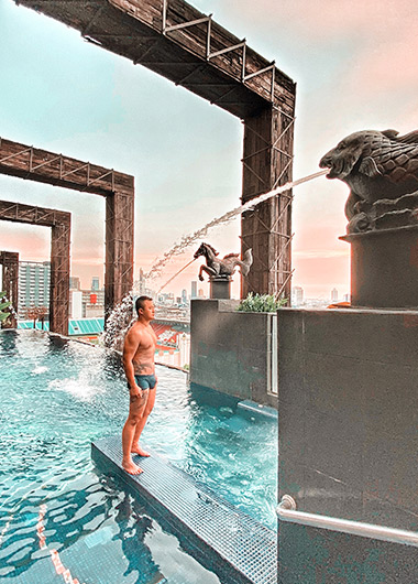 Instagram Hotel Bangkok