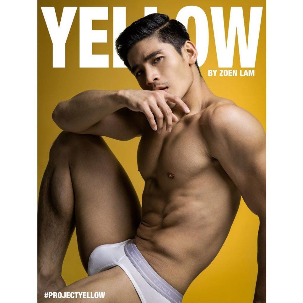 Gay Asian Thailand Men Sean